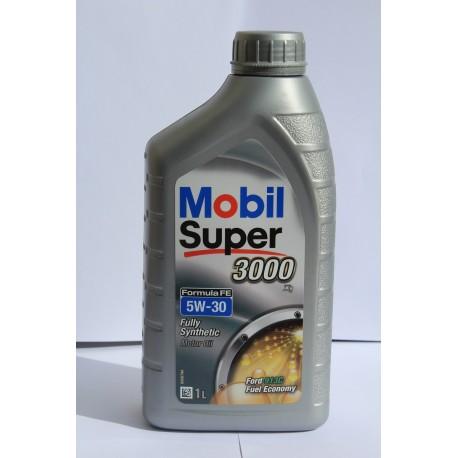 Mobil Super 3000 X1 Formula FE 5W-30 1L dose