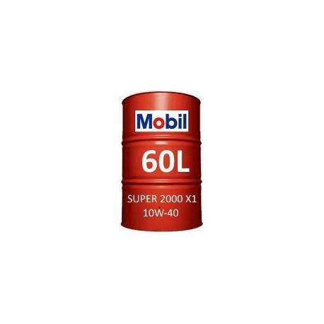 Mobil Super 2000 X1 10W-40 60L Fass