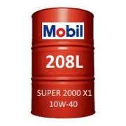Mobil Super 2000 X1 10W-40 vat 208L