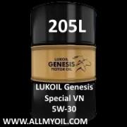 LUKOIL Genesis Special VN 5W-30 of 205L barrel