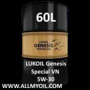 LUKOIL Genesis Special VN 5W-30 fût 60 Litres