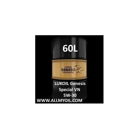 LUKOIL Genesis Special VN 5W-30 60L barrel