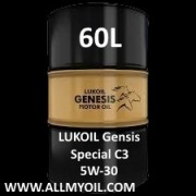 LUKOIL Genesis Special C3 5W-30 fût 60 Litres