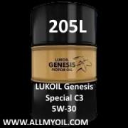 LUKOIL Genesis Special C3 5W-30 fût de 205 Litres