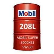 Mobil Super 3000 XE1 5W-30 fût de 208 Litres