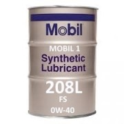 Mobil 1 FS 0W-40 of 208L barrel