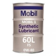 Mobil 1 FS 0W-40 of 60L barrel