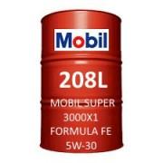Mobil Super 3000 X1 Formula FE 5W-30 fût de 208 Litres