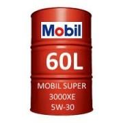 Mobil Super 3000 XE 5W-30 fût 60 Litres