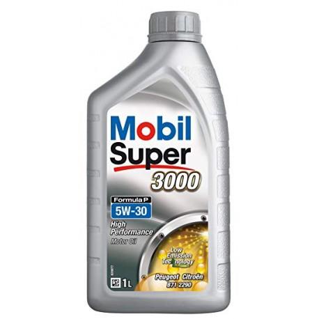 Mobil Super 3000 Formula P 5W-30 Bidon 1 Litre