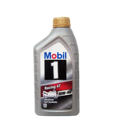 Mobil 1 Racing 4T Bidon 1 Litre