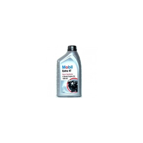Mobil Extra 4T 10W-40 1L dose