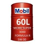 Mobil Super 3000 Formula R 5W-30 fût 60 Litres